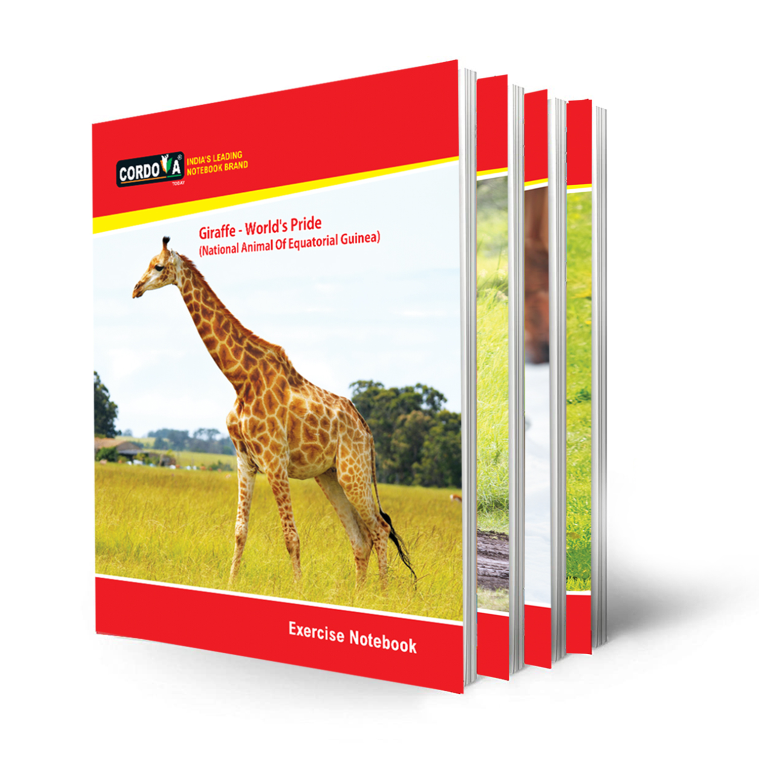 Student Note Books A4- Pack of 6 [5(+)1 offer], 140 Pages