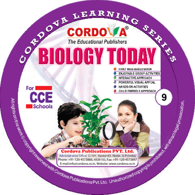 Biology Today- CCE