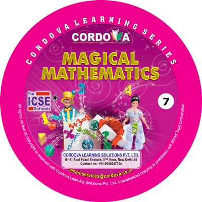 Magical Mathematics- ICSE
